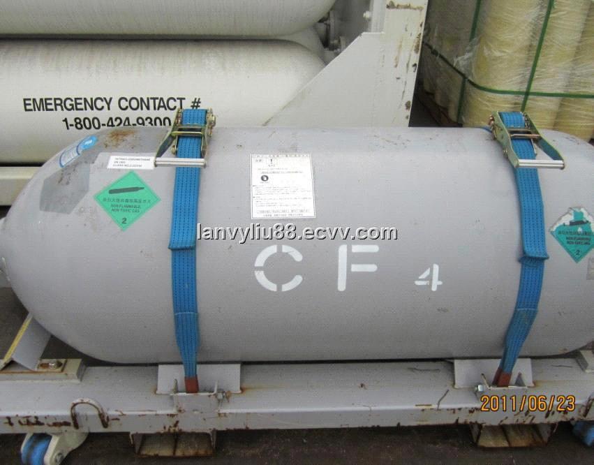 Carbon Tetrafluoride (CF4) - China Carbon Tetrafluoride gases
