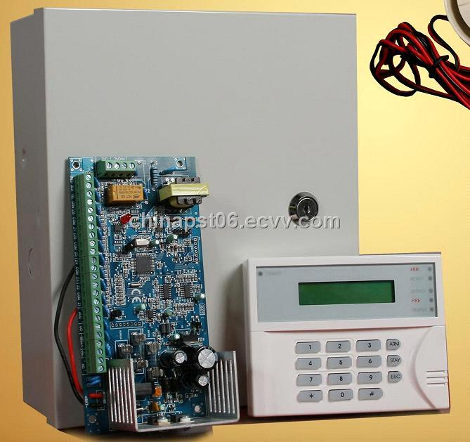 8 Zones Wired Home Office Museum Bank Intruder Alarm System Security / Home  Security System