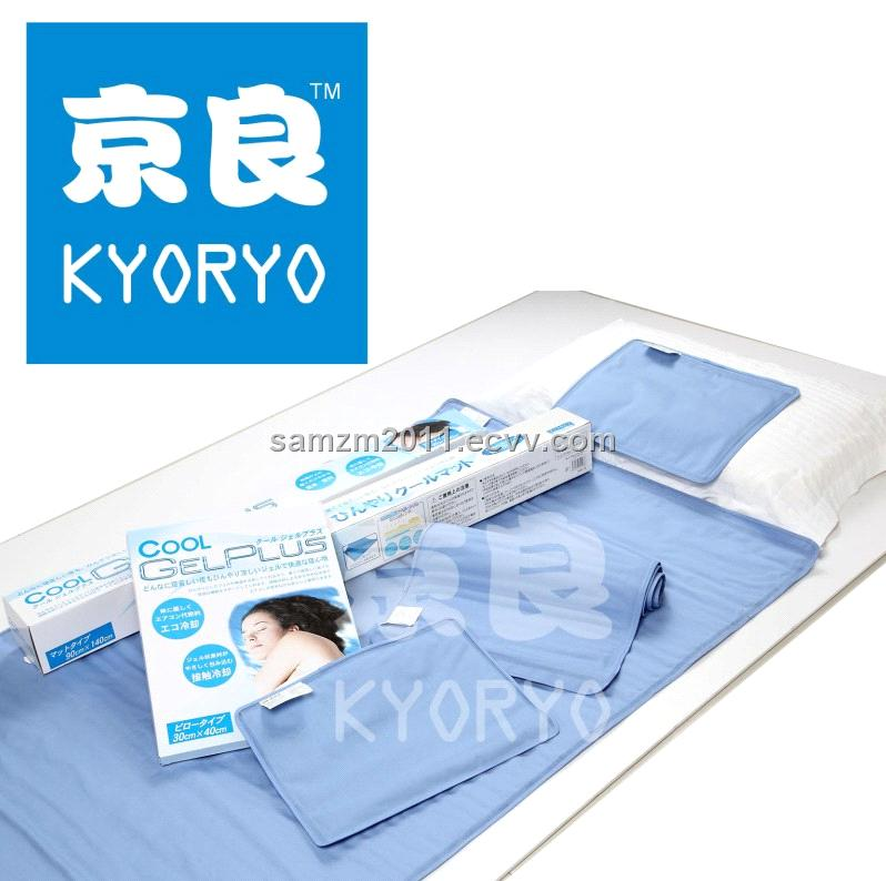 Cooling Gel mattress pad Absorb Heat and Keep Freezer