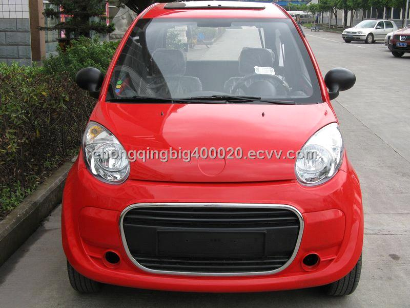 EEC electric car made-in-china Bigmt EV4