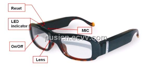 Glasses Camcorder Glasses Camera Purchasing Souring Agent