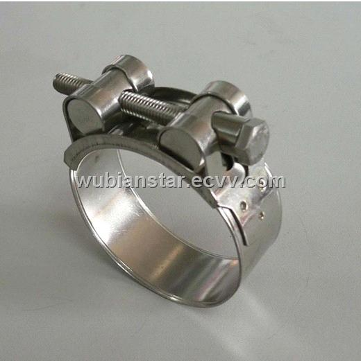 Heavy duty hose clamp purchasing souring agent ecvv