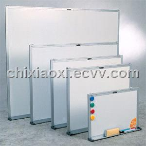 High gloss prepainted metal sheet for chalk board