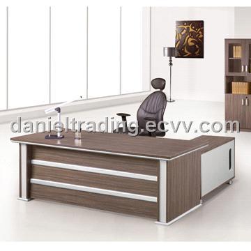 executive desks > Most modern melamine wood executive desk ,manager