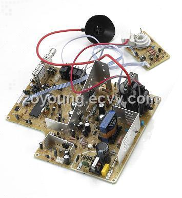 Catalog > TV SKD > CRT TV Chassis/Mainboard Toshiba Uoc (JY-21T80