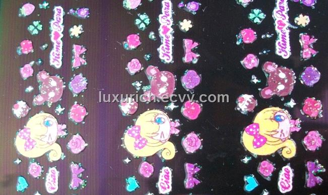 Nail Decals Stickers