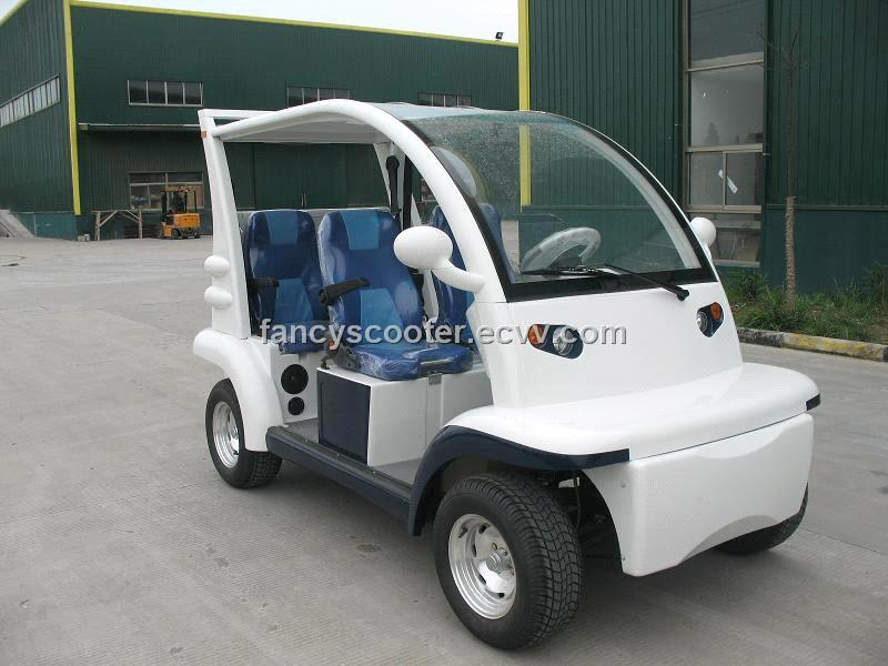 Electric Passenger Car Electric Golf Car Electric Golf