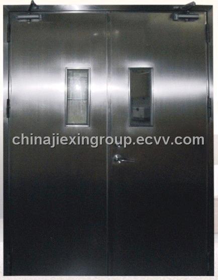 Fire Rated Steel Doors With Glass : Custom fire rated steel glass door jxfd c purchasing
