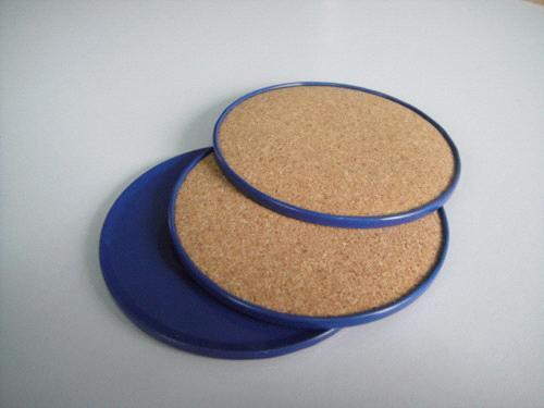 Custom Design Printing Metal Cup Mat Purchasing Souring