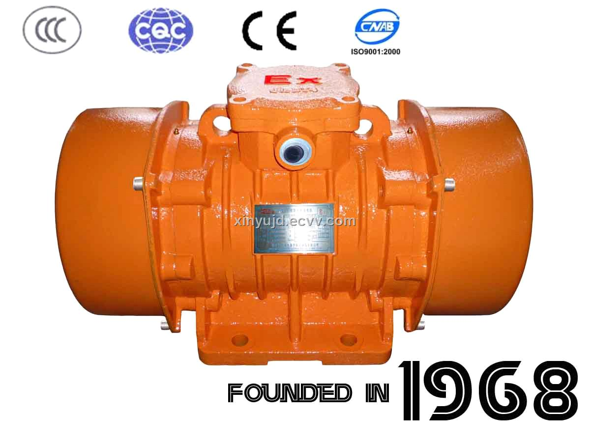 Explosion Proof Vibrating Motor Purchasing Souring Agent