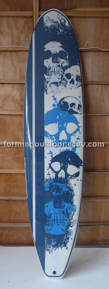 Graffiti Surfboard