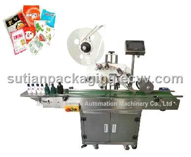 automatic box labeling machine