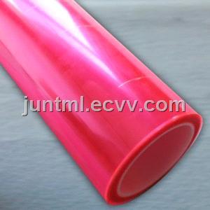 Pink Headlamp Protection Film