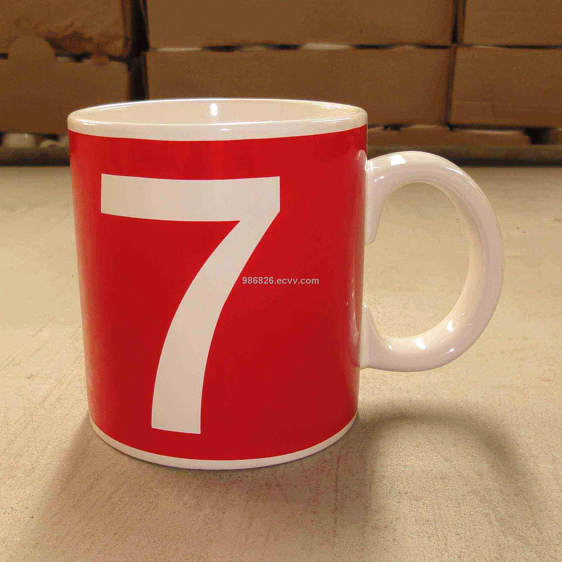 Capacity of a mug