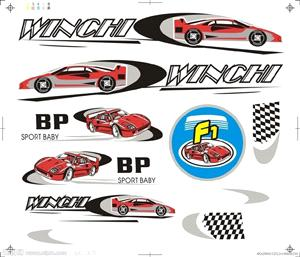 Car Sticker Decal Tag Hang Label Pattern Making Cutter Plotter - Cars decal maker machine