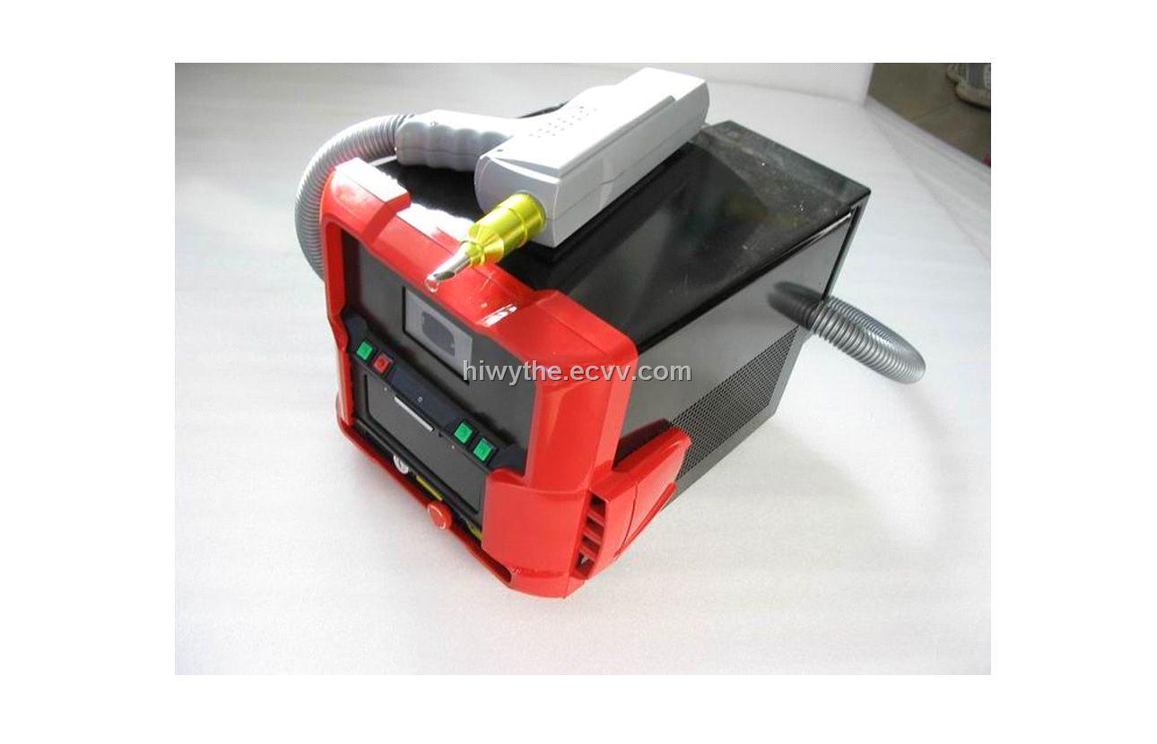 ND YAG Mini Laser Tattoo Removal Machine ND-506