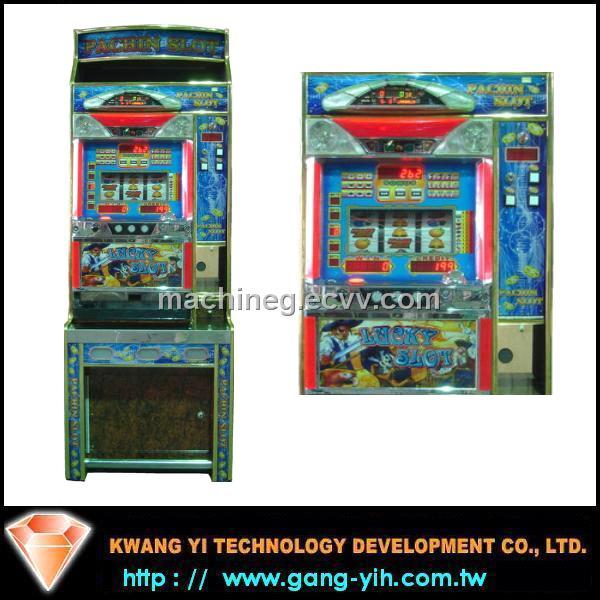 Slot / Casino gambling machine / fruit machine / poker machine / Coin