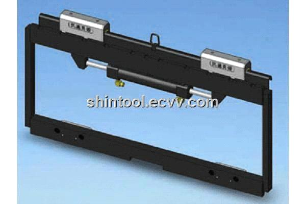 3 0t Forklift Side Shifter Forklift Attachment