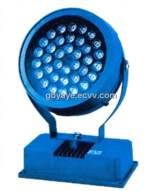 36W Outdoor LED Spotlight,LED Wall Washer Light( YAYE-TD36RGBC05)