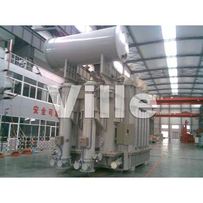 Home > Products Catalog > 120MVA ARC Furnace Transformer with OLTC