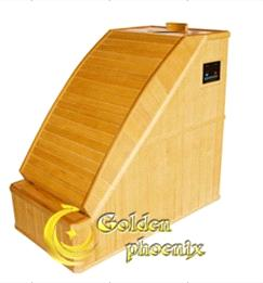 1 person mini hemlock infrared sauna mini01 purchasing. Black Bedroom Furniture Sets. Home Design Ideas