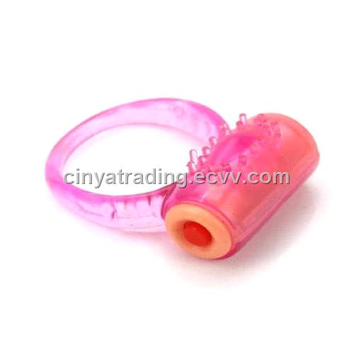 2011 NEW ITEM multi speed vibrating cock ring, adult sex toy