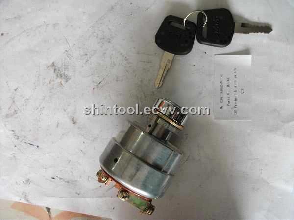 Hangcha Forklift Parts Pre Heat Amp Start Switch Jk406c