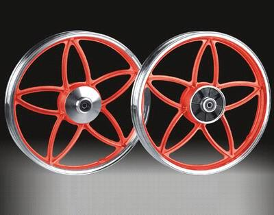 Accessories  Bike on Motorcycle Alloy Rim Whees Motorcycle Parts Motorcycle Accessories