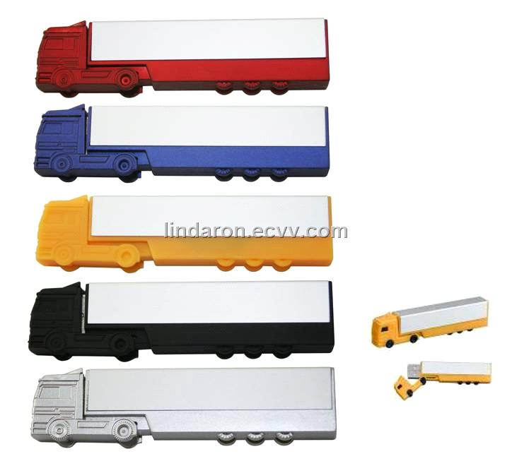 Home > Products Catalog > Plastic Lorry Truck usb flash key