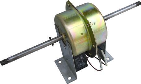 Shoe polisher motor