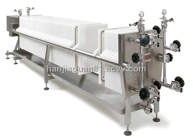 Stainless Steel Plate And Frame Filter Press Purchasing