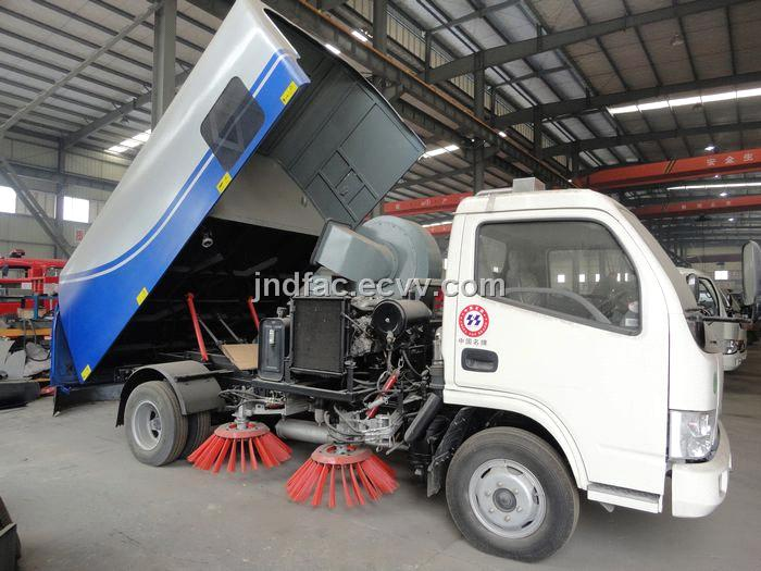 Sweeping Truck - 5CBM