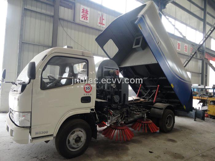 Sweeping Truck - 5CBM6