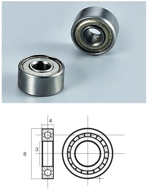 Cabinet Roller