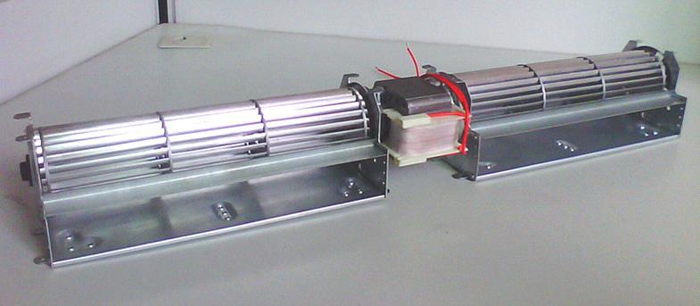 Cross Flow Fan : Double head cross flow blower purchasing souring agent