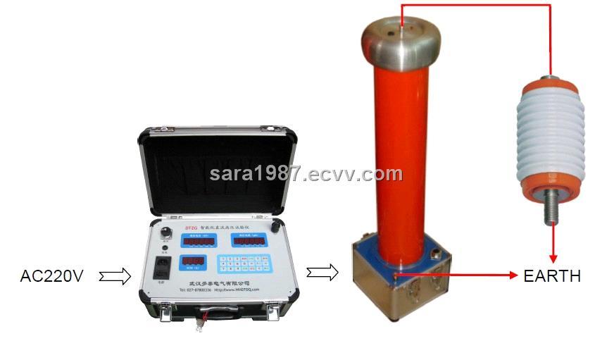 High Voltage Tester Manufacturers : Dc high voltage test set purchasing souring agent ecvv