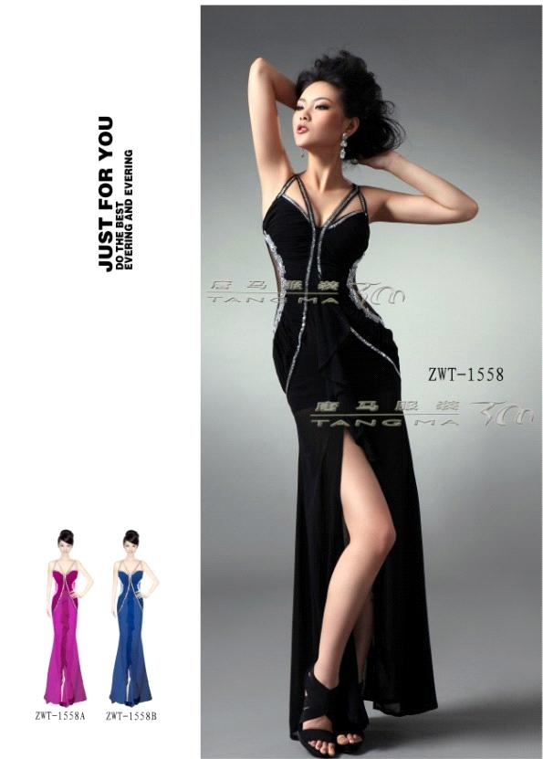 Ladies Evening Dress from manufacturers factories wholesalers ...