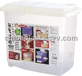 Plastic Rice Storage Containers By 3009 Purchasing