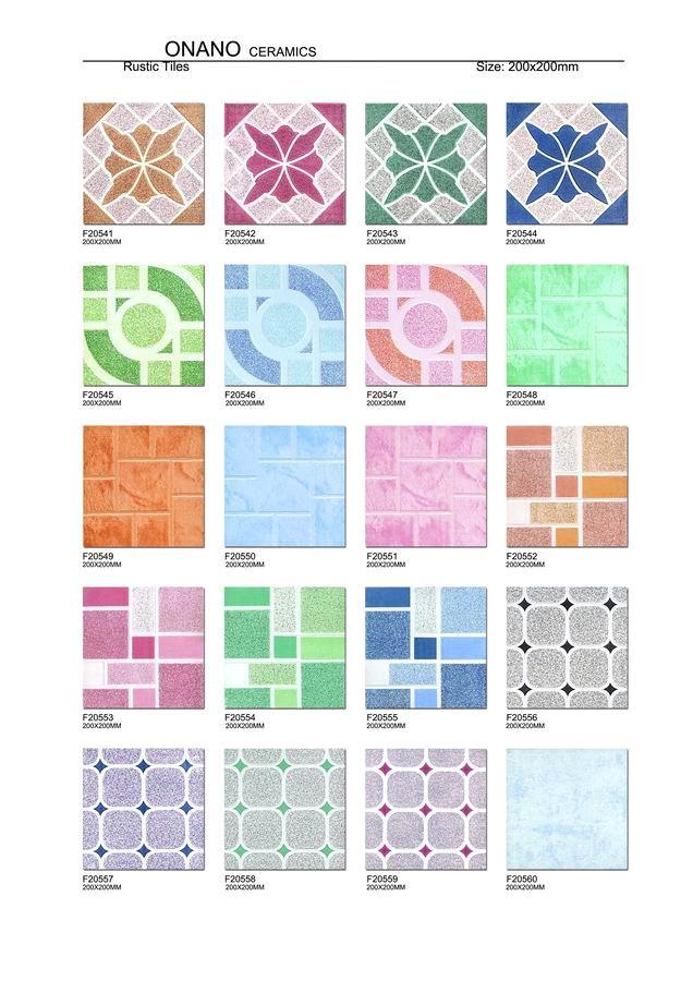 China ceramic tiles floor tiles rustic tiles wall tiles glazed tiles