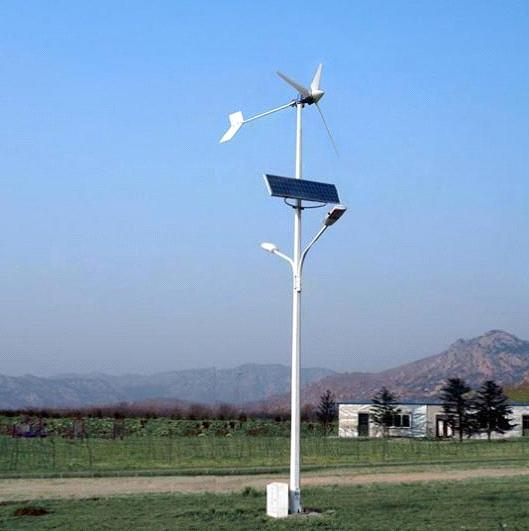 Wind And Solar Street Light From China Manufacturer