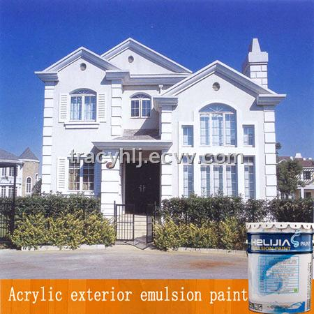 Acrylic exterior latex paint purchasing souring agent purchasing service platform for Lucite exterior paint