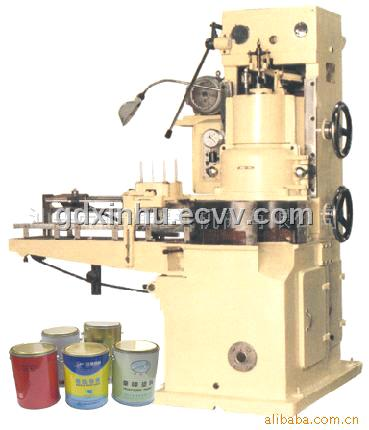 Auto large-can Vacuum Seamer