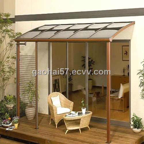 Canvas Awnings - Window, Patio, Door Canopies