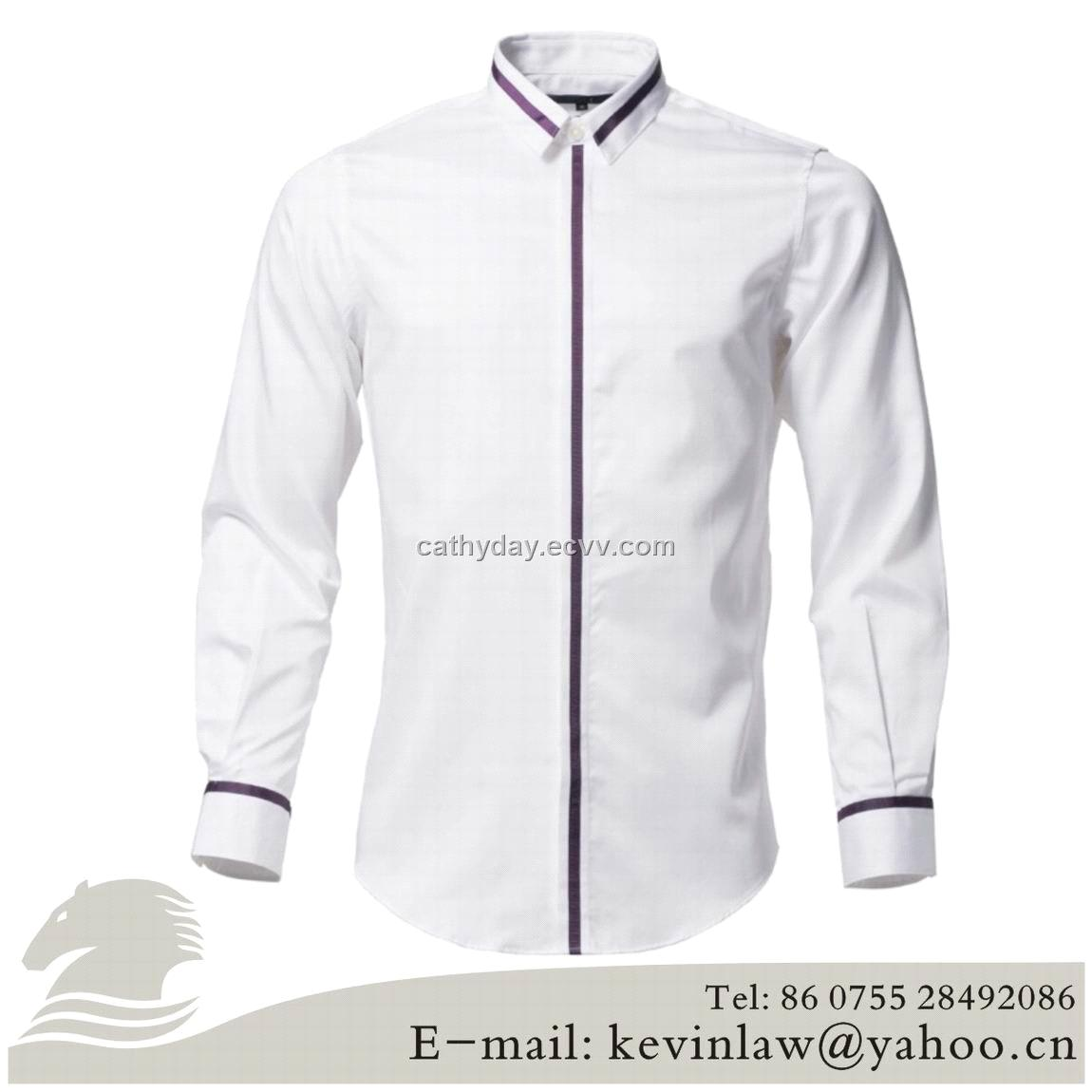 White Cotton Shirt Men | Artee Shirt