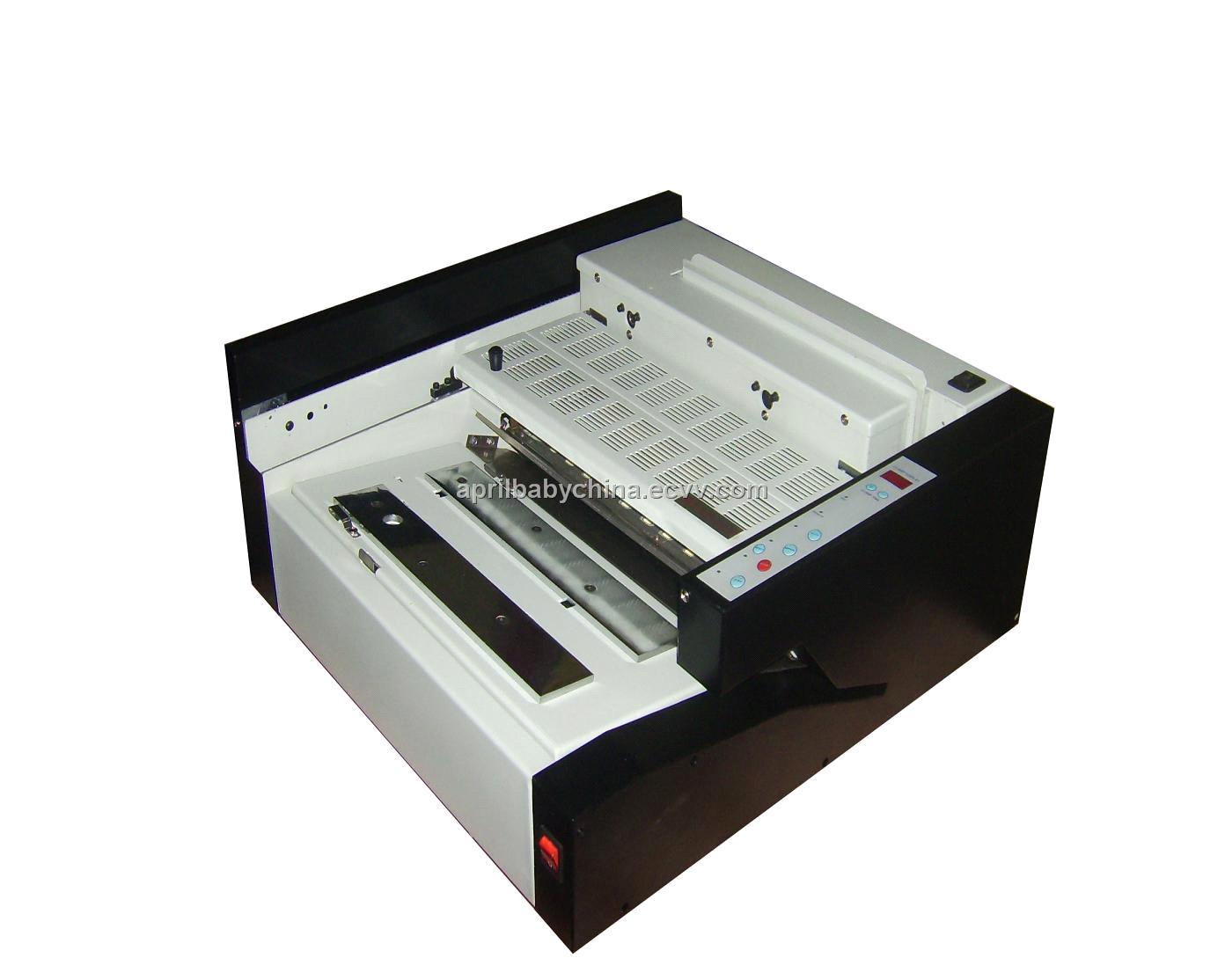 Automatic Perfect Binding Machine / China Binding Machines for sale ...
