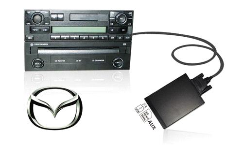 No Fm Car Digital Music Cd Changer With Usb Sd Aux For