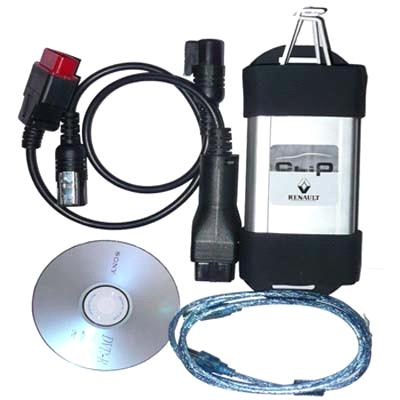 Renault CAN Clip Diagnostic Interface V107 diagnostic tool048