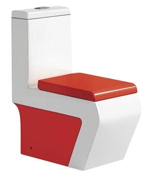 China Sanitary Ware Suppliers Siphonic One Piece Toilet