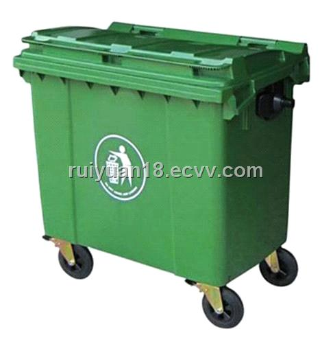 Garbage Bins with Wheels
