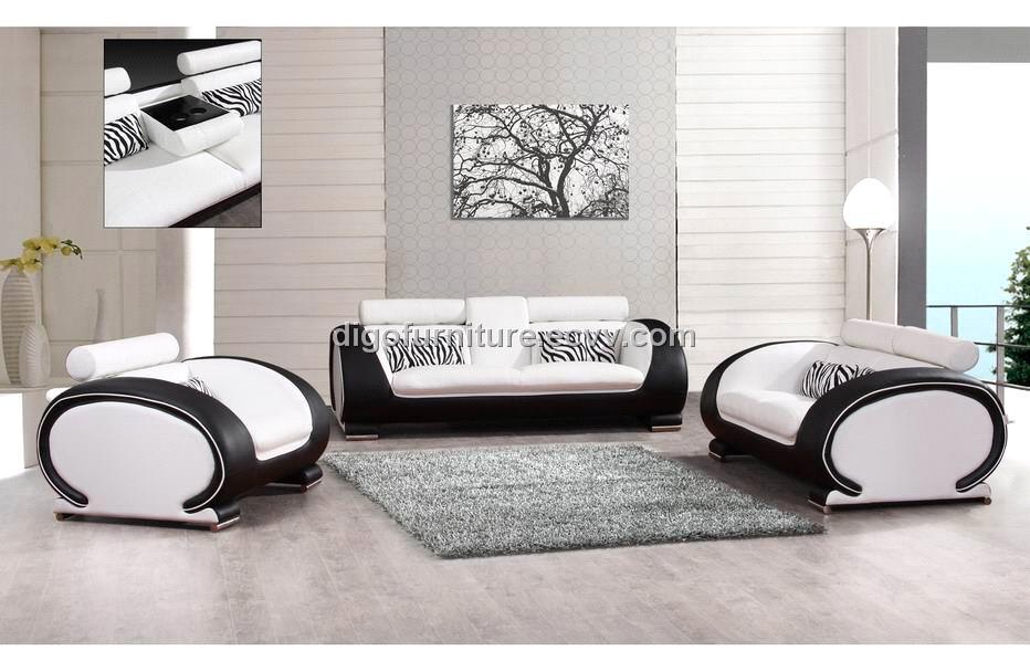 sofa, leather sofa,sectional (799) - China leather sofa, digo